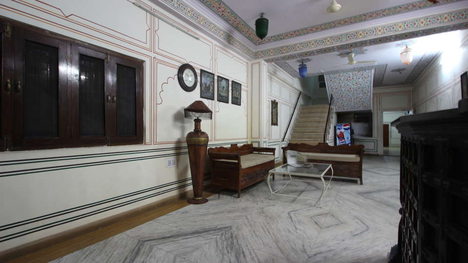 Hotel Raghuraj Palace Jaipur Lobby and Reception Hotel Raghuraj Palace Jaipur 3