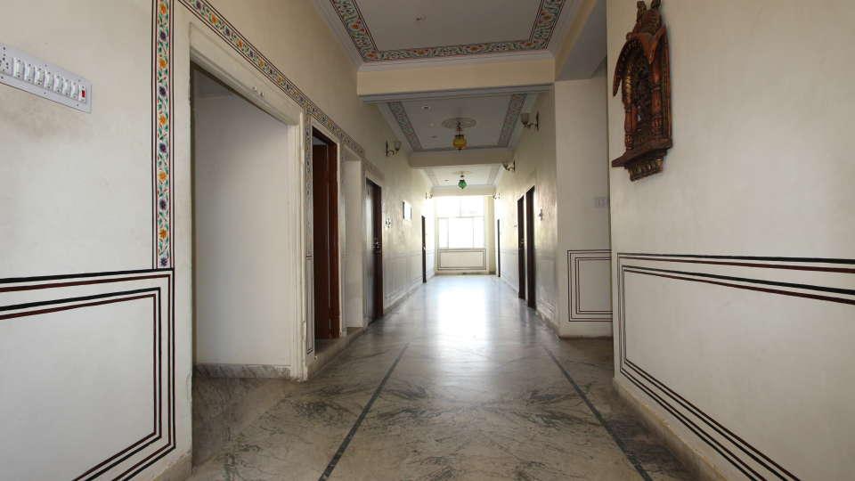Hotel Raghuraj Palace Jaipur Lobby and Reception Hotel Raghuraj Palace Jaipur 4