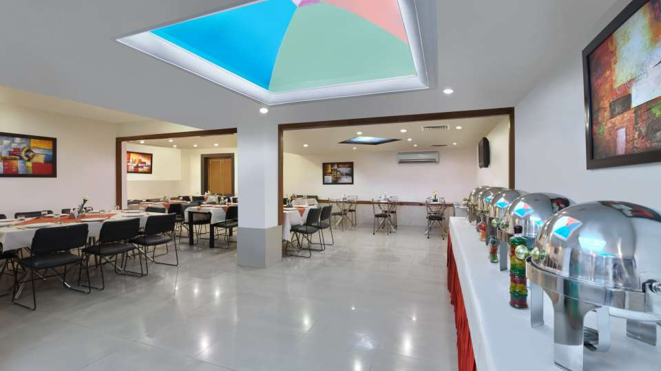 Dining at Hotel Regale Inn near Savitri Cinema New Delhi