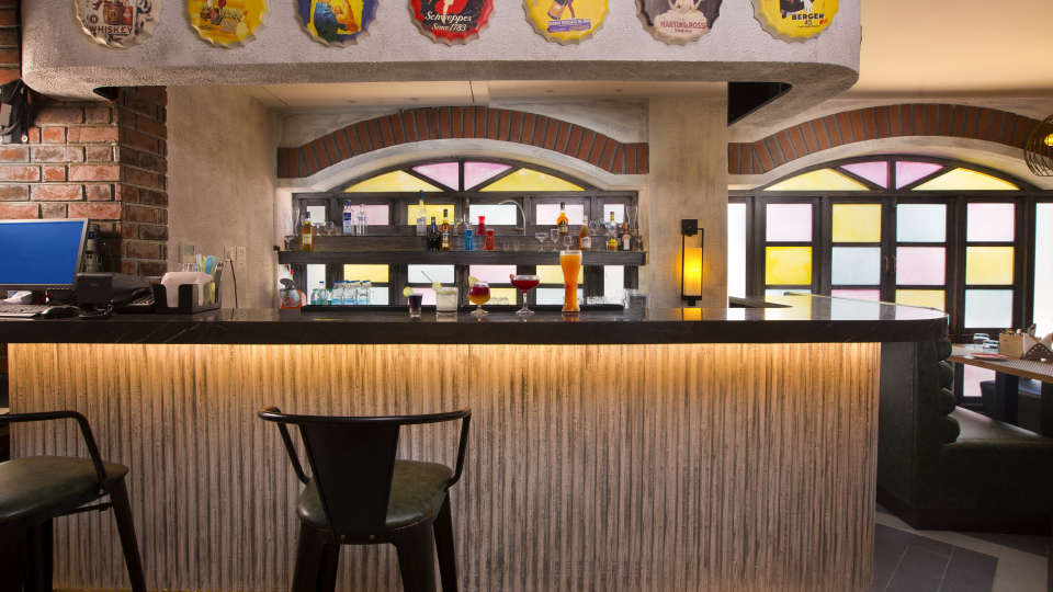 Bar at Hotel Southend By TGI - Bommasandra Bangalore