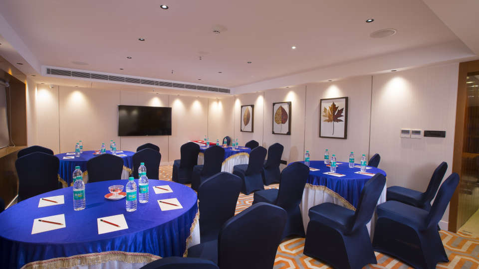 Board Room at Hotel Southend By TGI - Bommasandra Bangalore4