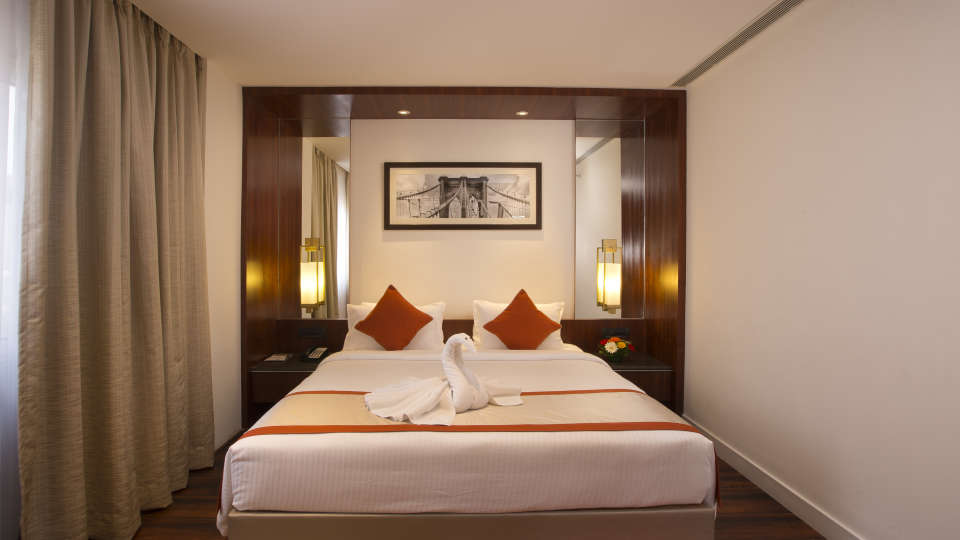 Club Rooms at Hotel Southend By TGI - Bommasandra Bangalore1