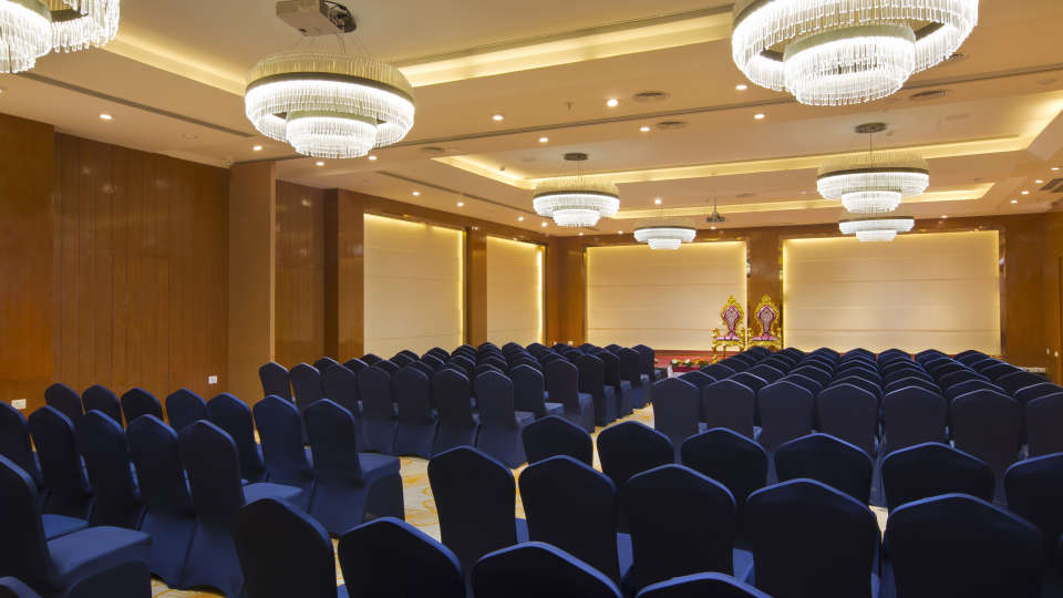 Conference hall at Hotel Southend By TGI - Bommasandra Bangalore7