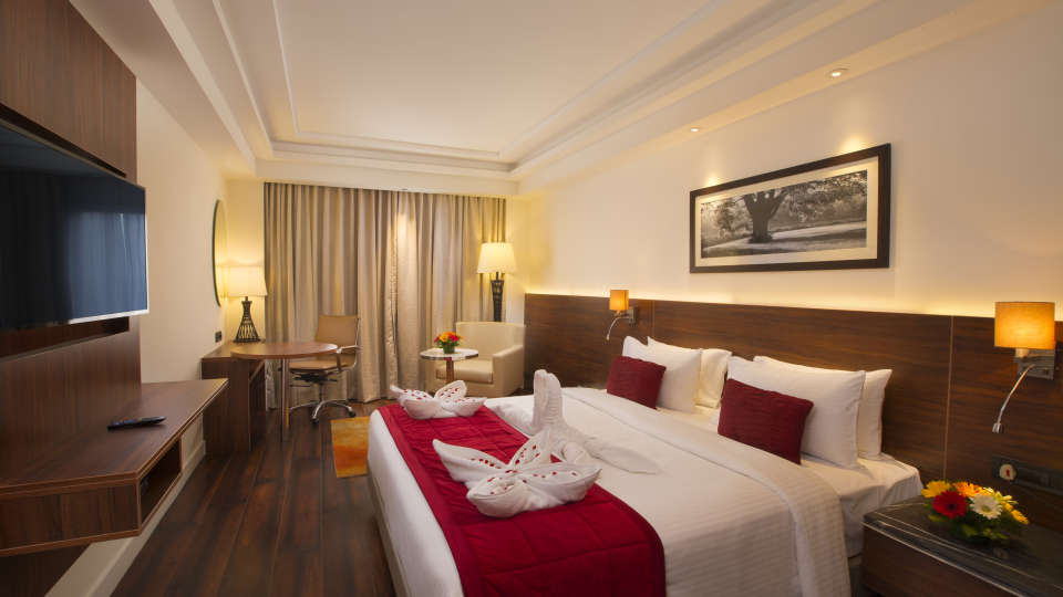 Executive Room at Hotel Southend By TGI - Bommasandra Bangalore5