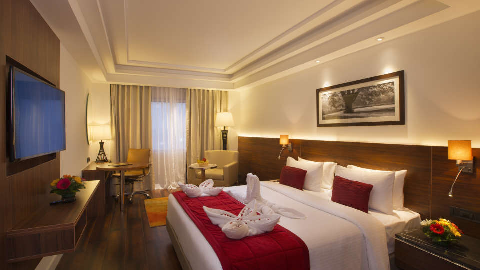 Executive Rooms at Hotel Southend By TGI - Bommasandra Bangalore2