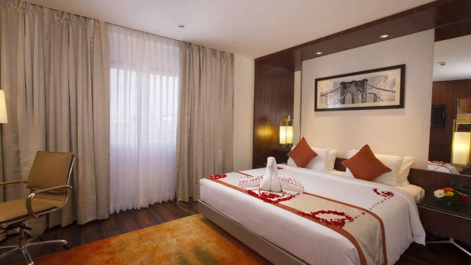 Premium Rooms at Hotel Southend By TGI - Bommasandra Bangalore7