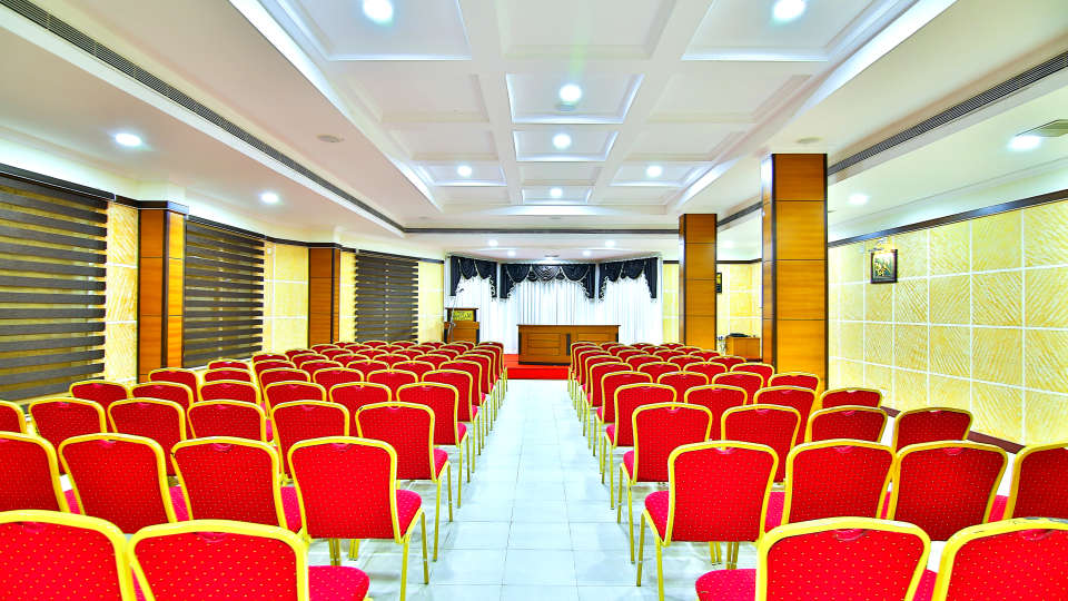 Banquet halls, Hotel Sree Gokulam Fort, event venues in Thalassery4