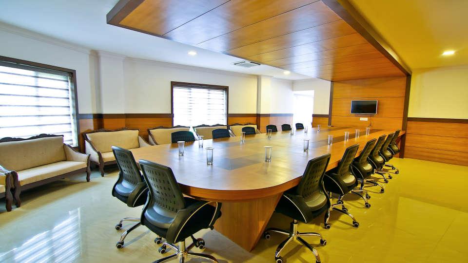 Conference Halls at Sree Gokulam Residency, event halls in thrissur 4