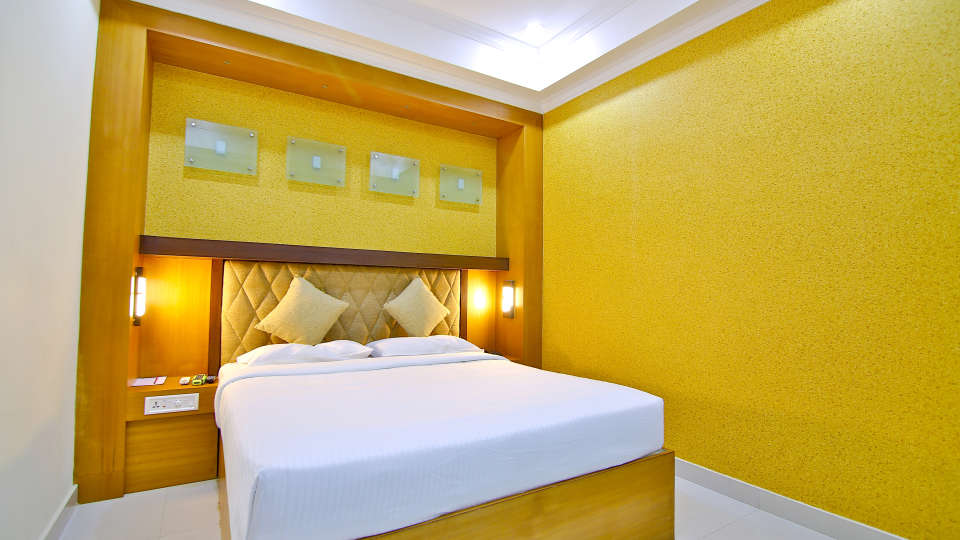 Hotel Rooms in Thrissur, Sree Gokulam Residency, Rooms in Amballur, Deluxe Rooms 3