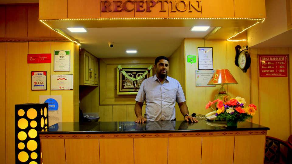 Hotel Swagath, Bangalore Bangalore Reception Lobby Hotel Swagath Bangalore 2