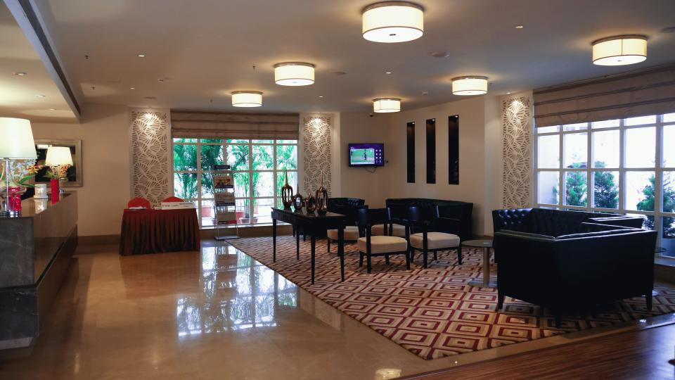Hotel TGI Grand Fortuna, Hosur Hosur Reception Counter Hotel TGI Grand Fortuna Hosur 1