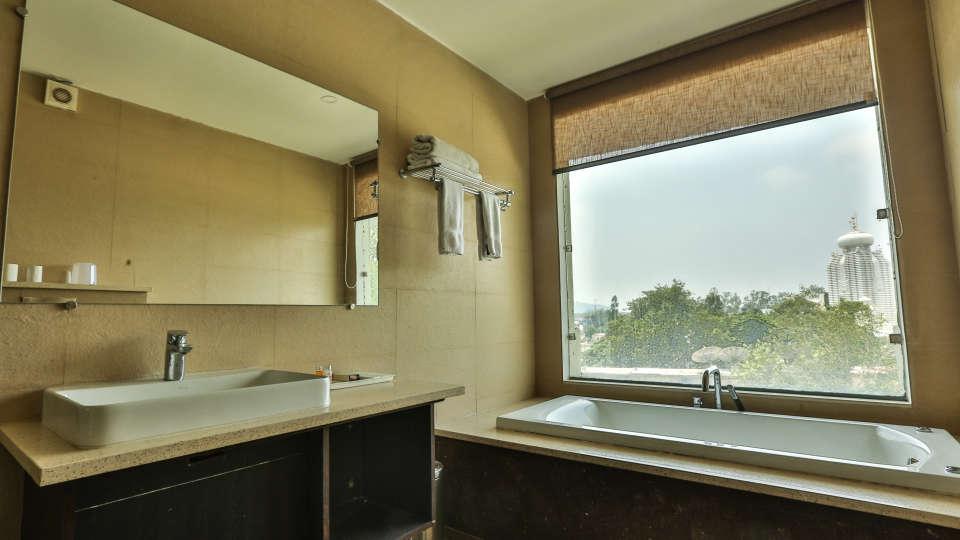 Family Suite at Hotel Vasundhara Palace Rishikesh 4