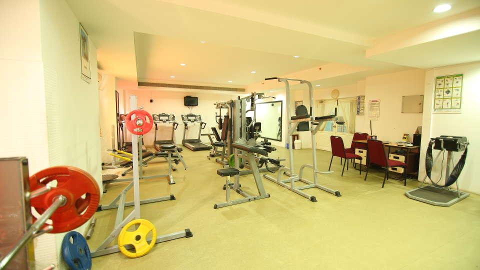 IMA House Cochin Cochin Gym 2 IMA House Cochin
