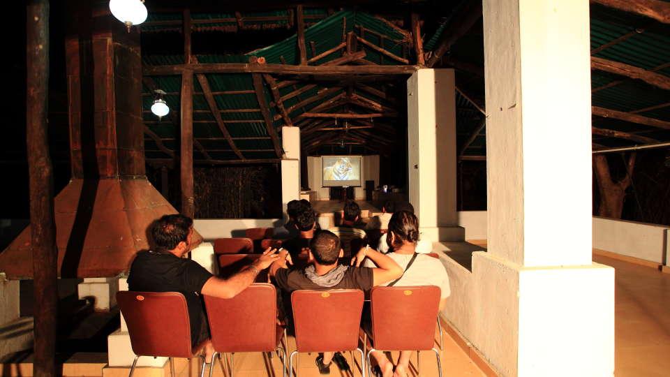 Movies at Infinity Resorts Bandhavgarh, Hotels in Madhya Pradesh 1