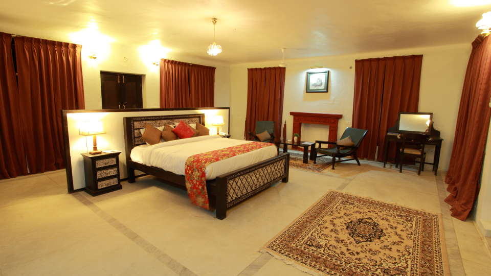 Pavilion Rooms at Infinity Resorts Bandhavgarh, Rooms in Bandhavgarh