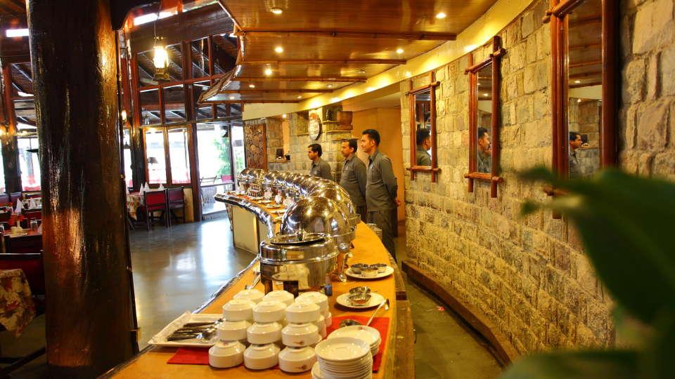 Golghar Restaurant at Infinity Resorts Corbett, Restaurant in Uttarakhand 3