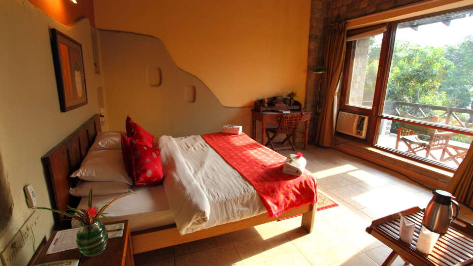River Facing Rooms at Infinity Resorts Corbett, Rooms in Uttarakhand 2