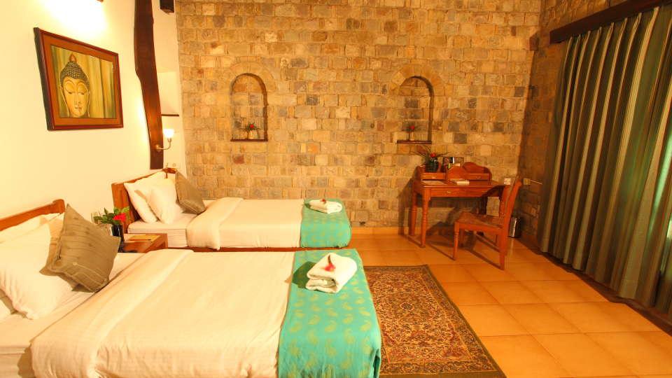 River Facing Rooms at Infinity Resorts Corbett, Rooms in Uttarakhand 4