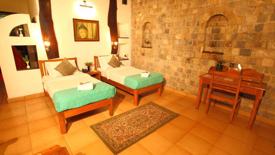 River Facing Rooms at Infinity Resorts Corbett, Rooms in Uttarakhand 5