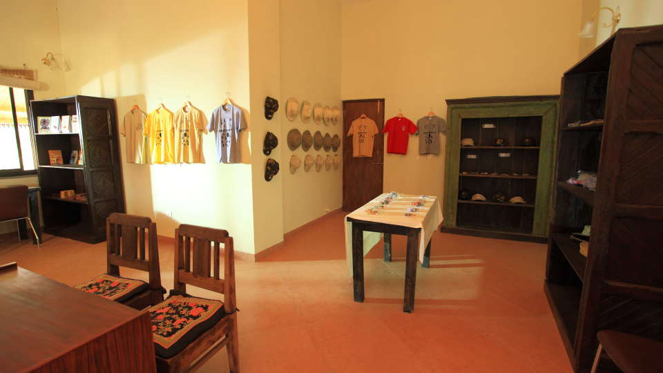 Nature Shop at Infinity Resorts Kanha, Resort Facilities in Kanha