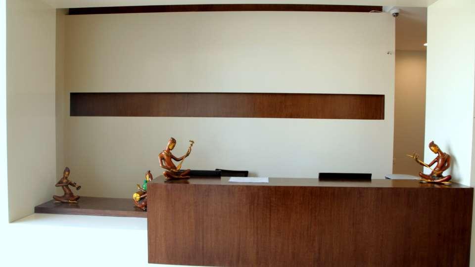 Le ROI Jammu Hotel Jammu Lobby Reception Le Roi Jammu Hotel 17