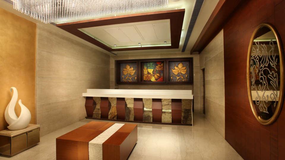 Banquet hall Mahagun Sarovar Portico Vaishali 3