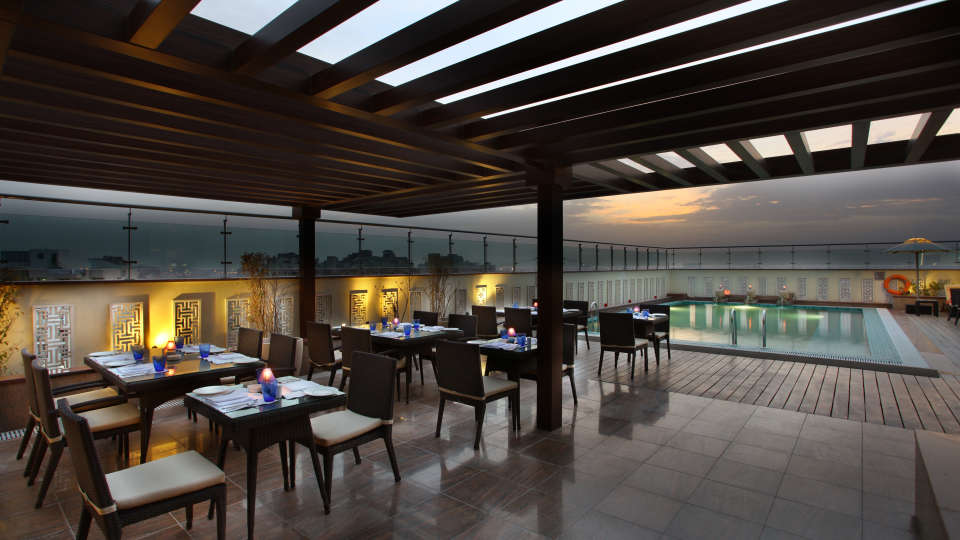 Terrace Grill Mahagun Sarovar Portico Vaishali 1