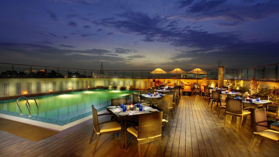 Terrace Grill Mahagun Sarovar Portico Vaishali 2