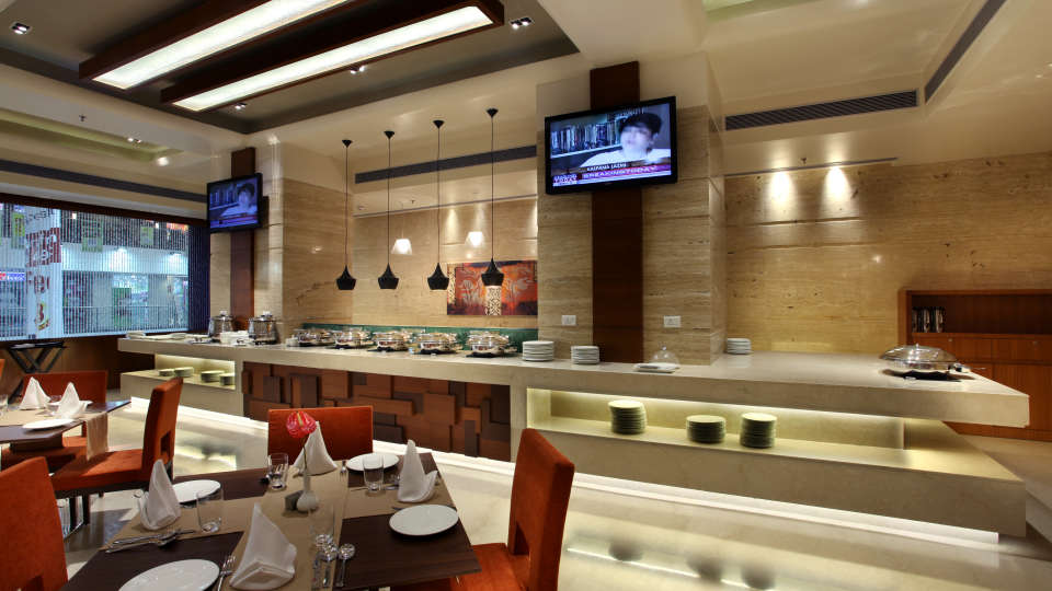 Terrace Grill at Mahagun Sarovar Portico Vaishali, restaurants in ghaziabad