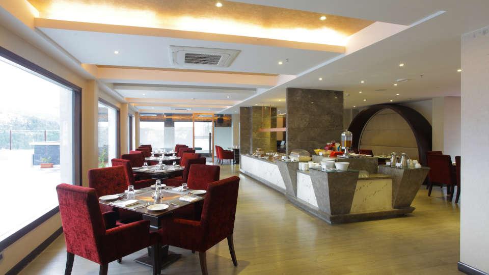 Restaurants in Mashobra Craignano Hotels in Shimla, Marigold Sarovar Portico