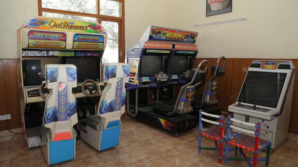 53 - Gaming parlour for kids