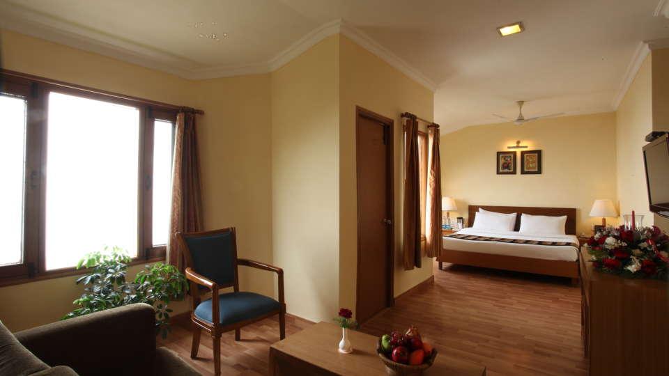 Moksha Himalaya Spa Resort, Chandigarh Chandigarh Moksha Suite Moksha Himalaya Spa Resort Chandigarh 26
