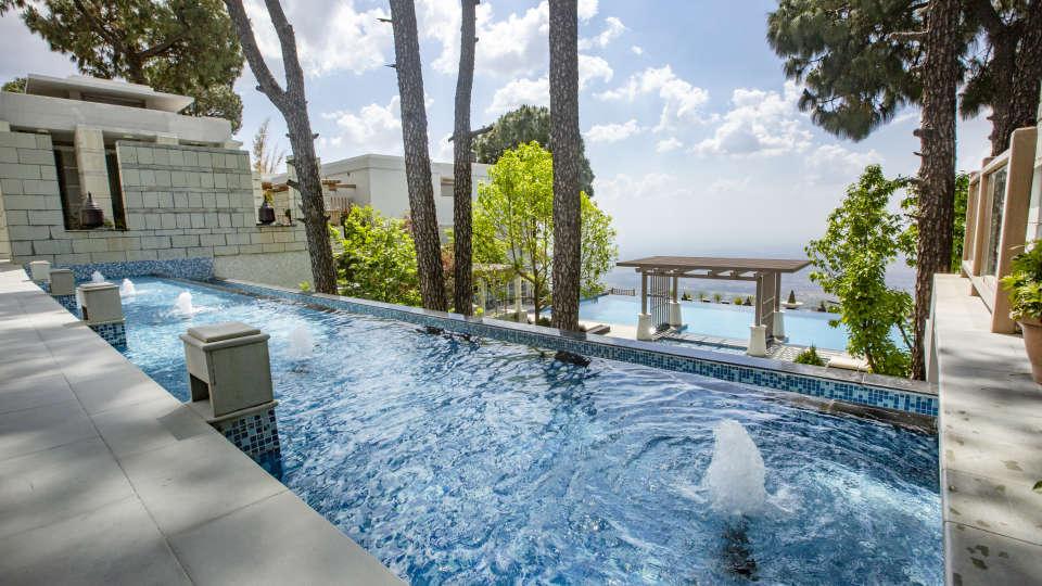 Moksha Spa Entrance Moksha Himalaya Spa Resort Parwanoo 4