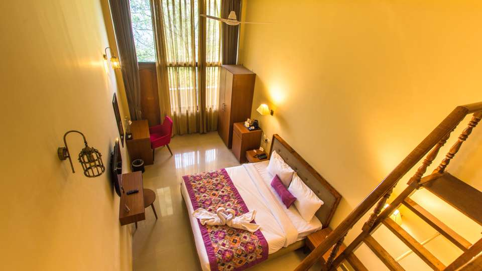 duplex at Mount Himalayan Hotel and Spa 5