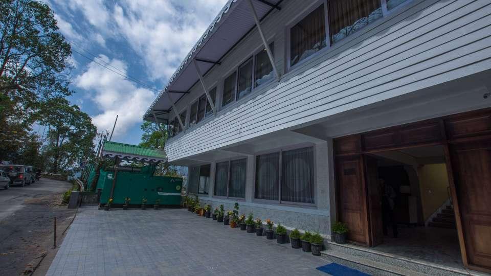 exterior at Mount Himalayan Hotel and spa 1