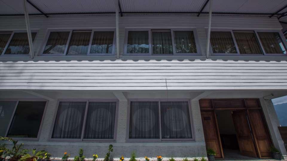 exterior at Mount Himalayan Hotel and spa 9