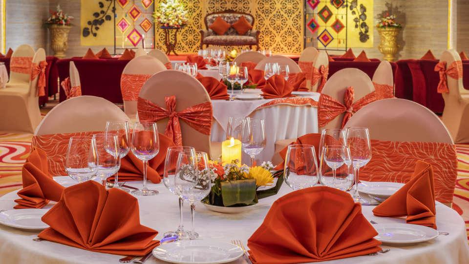 Nidhivan Banquet Indoor Close up