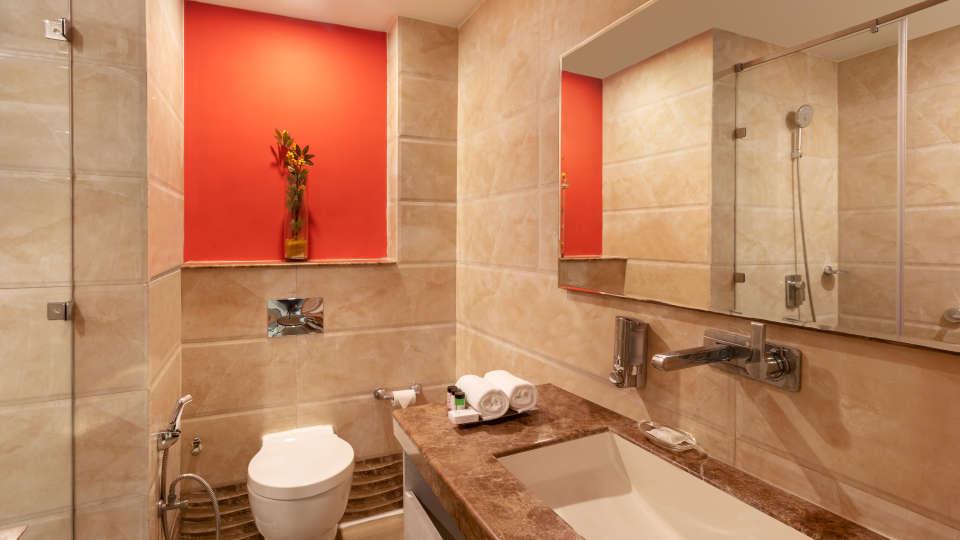 Nidhivan Bathroom