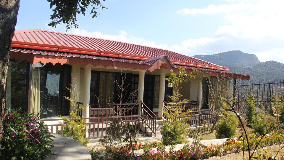 Ojaswi Himalayan Resort, Mukteshwar Nainital Family Suite Ojaswi Himalayan Resort Mukteshwar 1