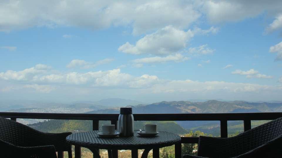 Ojaswi Himalayan Resort, Mukteshwar Nainital Himalayan Cottage Front