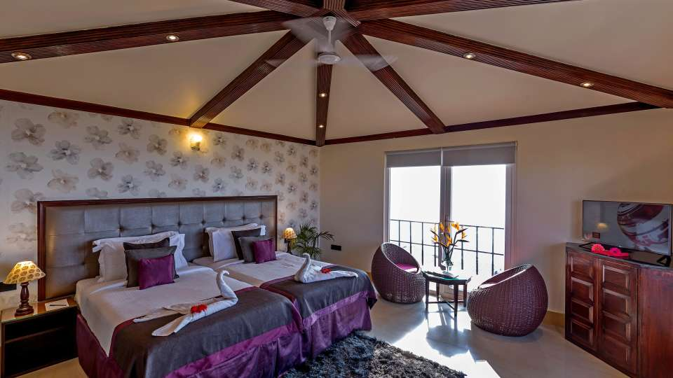 Dewdrop Cottage at Polo Orchid Resort