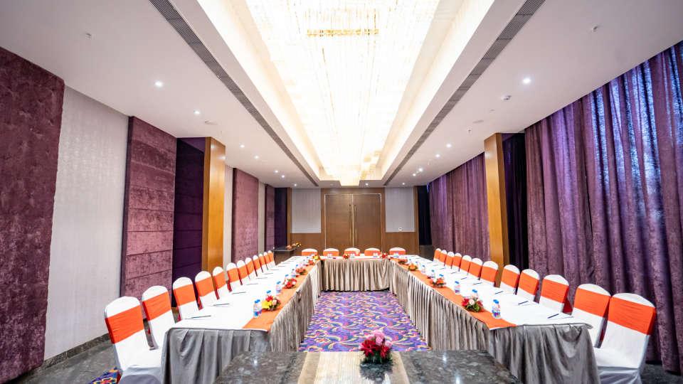 Laveder pic, Pride Hotel, Hotel in Indore