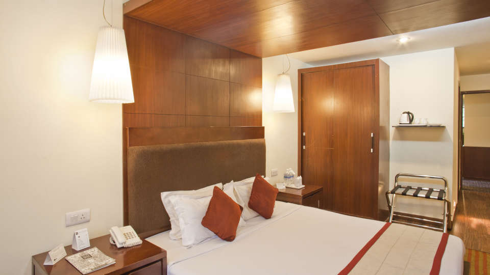 Quality Inn & Suites River Country Resort  Manali Deluxe2