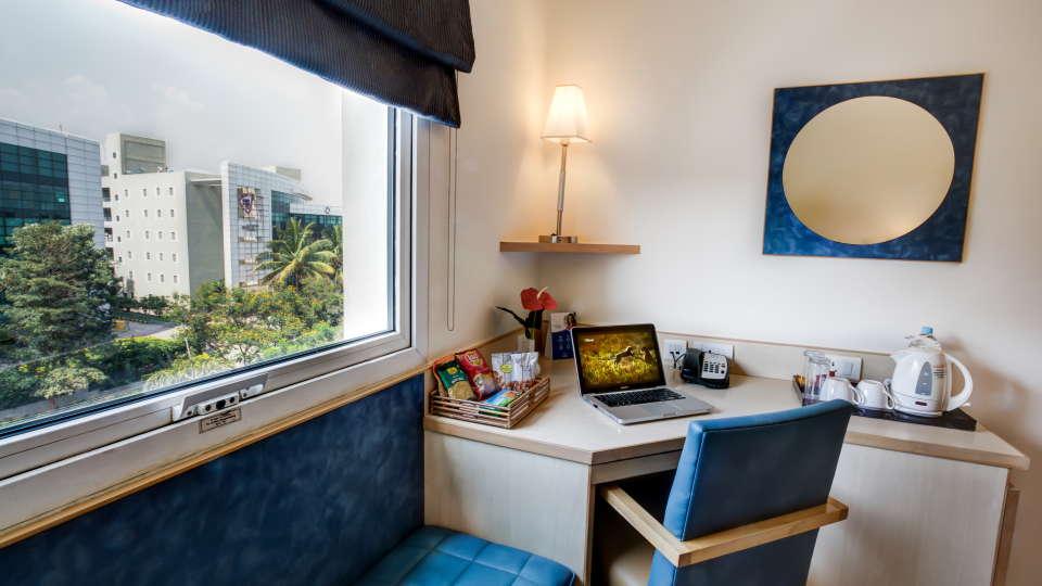 Superior Rooms at Radha Hometel Bangalore, best hotels in bangalore 1