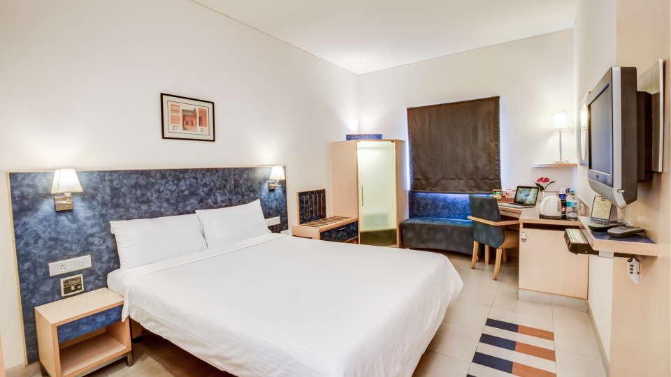 Superior Rooms at Radha Hometel Bangalore, best hotels in bangalore  2