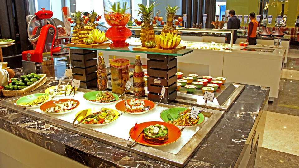Food at Radisson Blu - Bengaluru Outer Ring Road 2