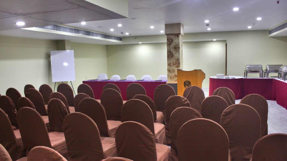 Raj Park Hotel - Tirupati Tirupati Banquet Hall Raj Park Hotel Tirupati 1