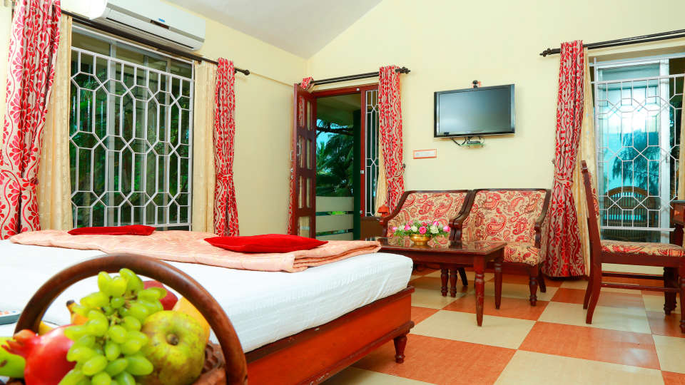 Renai Kappad Beach Resort Beach Facing Rooms 1