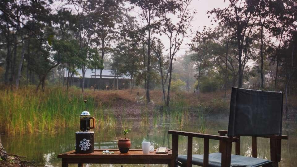 Exterior-Reni Pani Jungle Lodge-Hotel in Hoshangabad 2