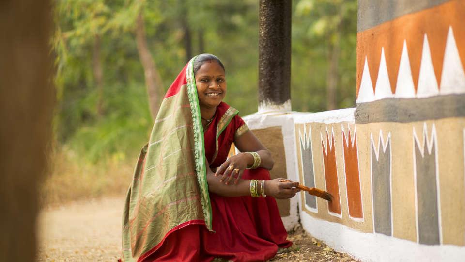 Exterior-Reni Pani Jungle Lodge-Hotel in Satpura 9-conservation-madhya pradesh tourism